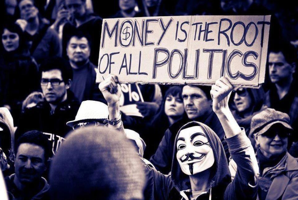 Money Is The Root Of All Evil Png: Anonymous Releases 4.6 Gigs Containing Detailed Personal
