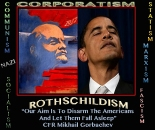 OBAMA COMMUNISM rothschildism