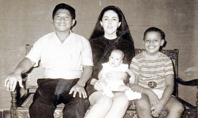 Barack Obama's Indonesian stepfather Lolo Soetoro; biological mother Ann Dunham; and half-sister Maya Soetoro-Indonesian. Has same Hawaii birth certificate (COLB) as Barry/Barack.