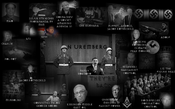 Nuremberg The NWO