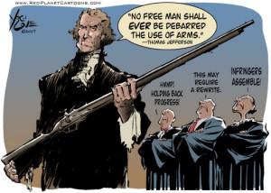 Thomas-Jefferson-Second-Amendment-300x214