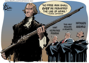 Thomas-Jefferson-Second-Amendment-300x214