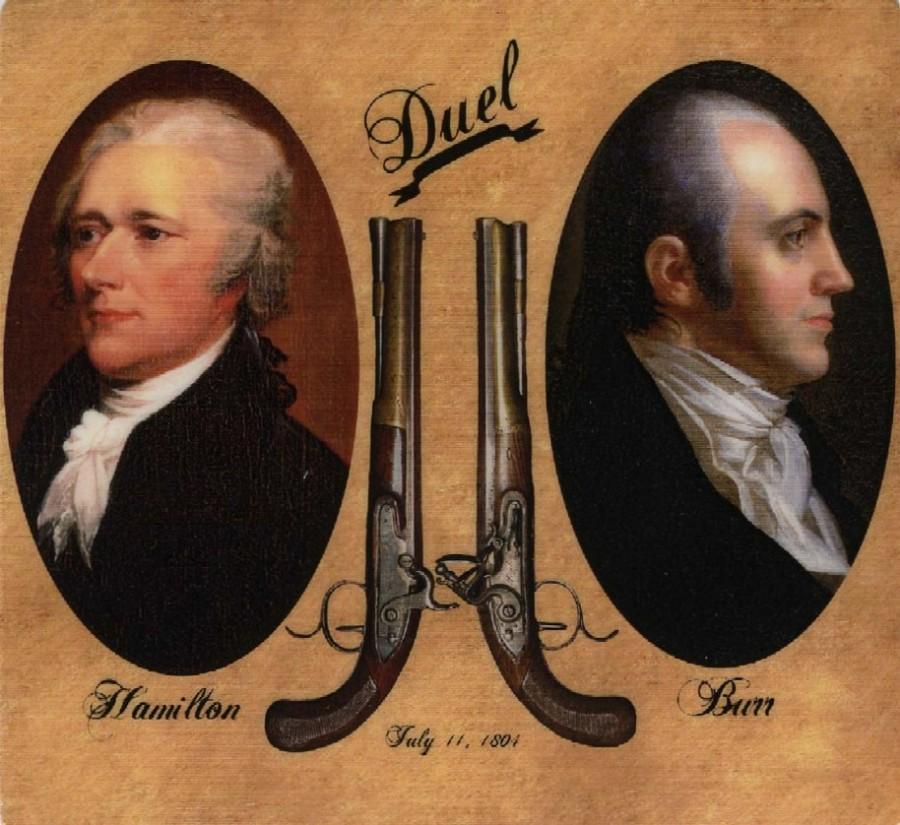 Hamilton Burr