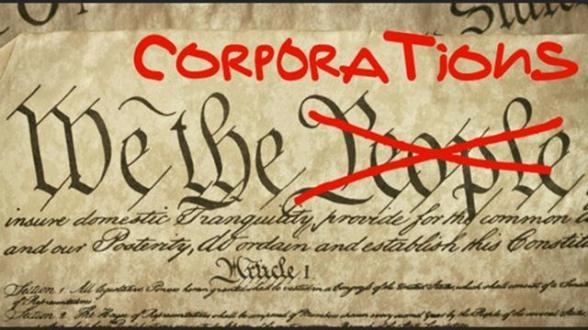 Corporations fascism