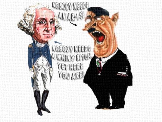 George & Adolf