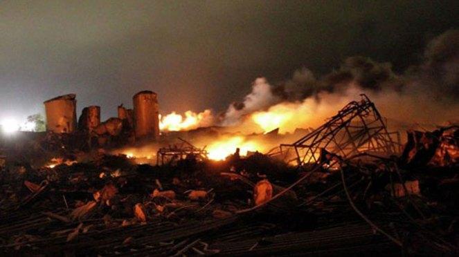Aftermath ~ April 2013 Waco, Texas