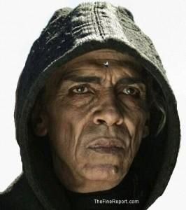 obama thug evil