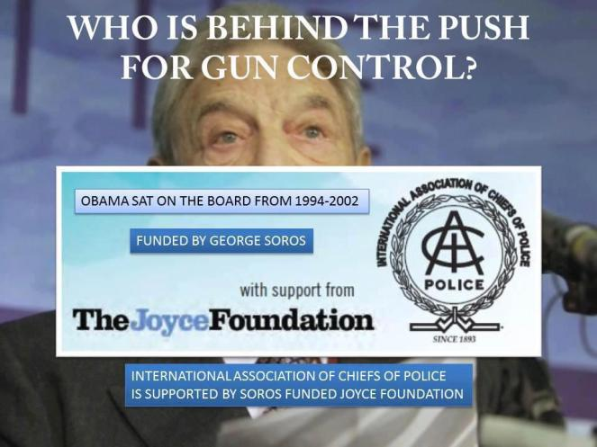 Soros Money To Create Anti Bill Of Rights Propaganda In The United States Of America