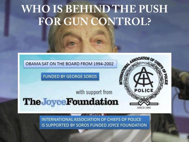 Soros Money To Create Anti Bill Of Rights Propaganda In The United States Of America