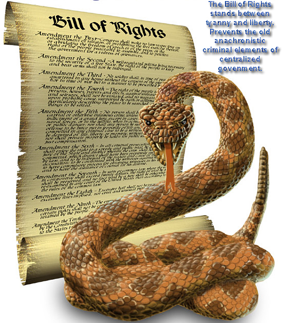 Bill Of Rights Are Unalienable Rights they are NOT Inalienable Rights. Inalienable Rights are a legal ease trapping in the court system. Know Your Rights!!!   https://politicalvelcraft.org/2013/04/19/kansas-governor-signs-bill-nullifying-obamas-violation-of-the-bill-of-rights-federal-attempt-to-gun-control/