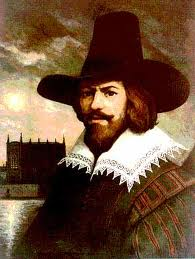 Guy Fawkes ~ Father Of Vendetta Anonymous.