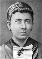 Klara Hitler (1837-1903).