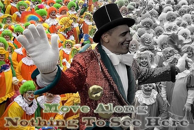 Obama Clowns