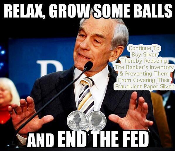 Paul Silver Fed