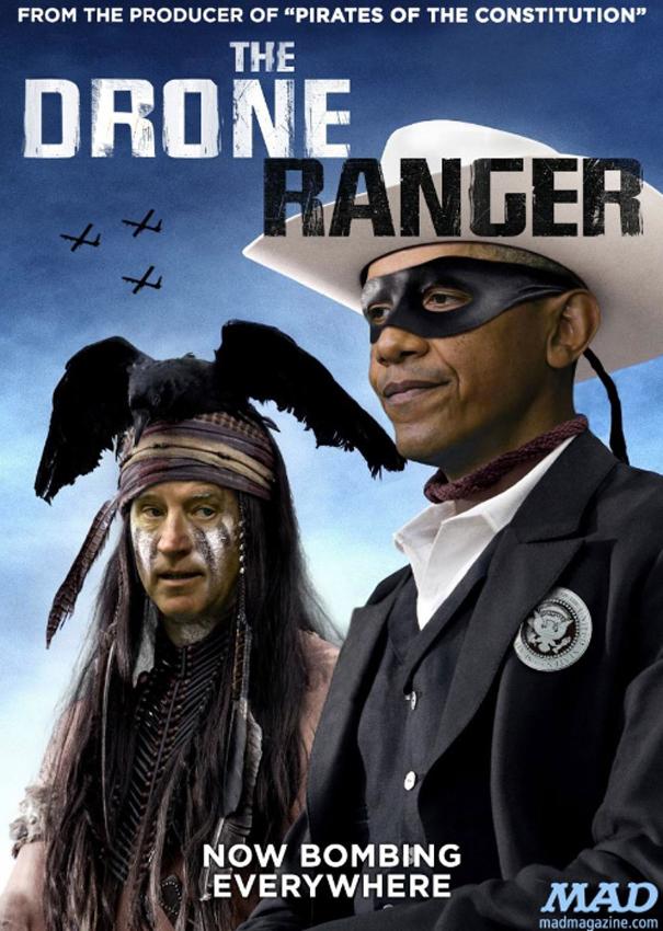 drone obama