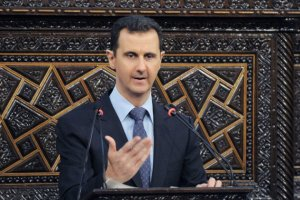 President Assad Of Syria