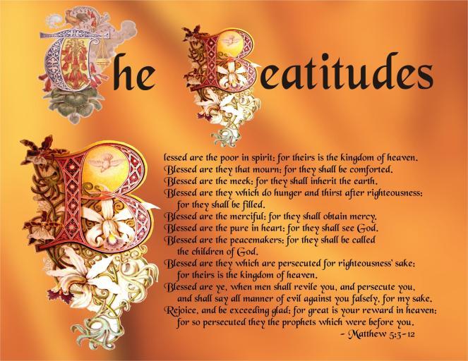 Beatitudes Catholic