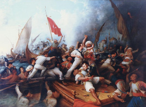 First War Against The United States Of America.