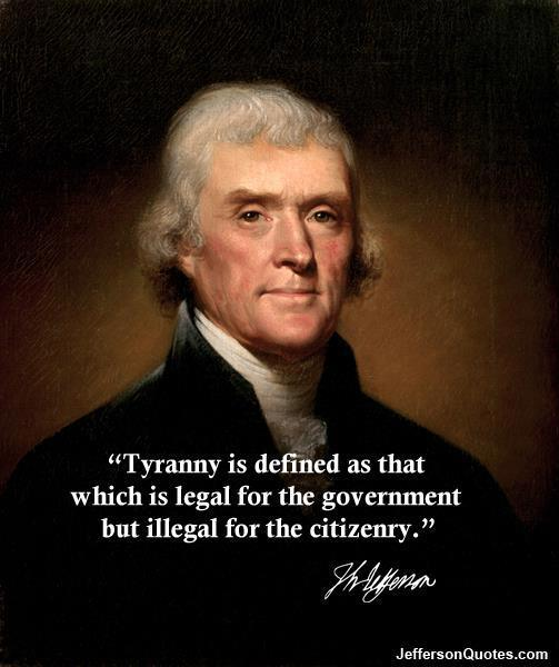 President Jefferson Guns