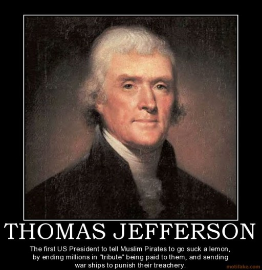 President Jefferson Lemon Islam Muslim