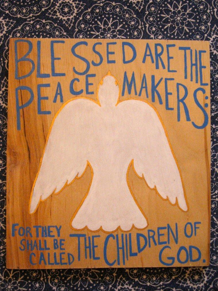 Jesus Peace