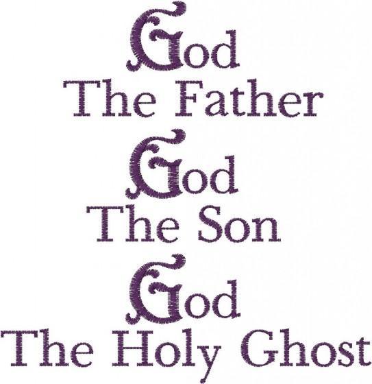 GOD TRINITY