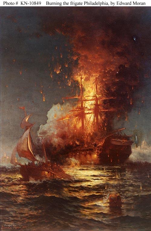 1803 USS Philadelphia