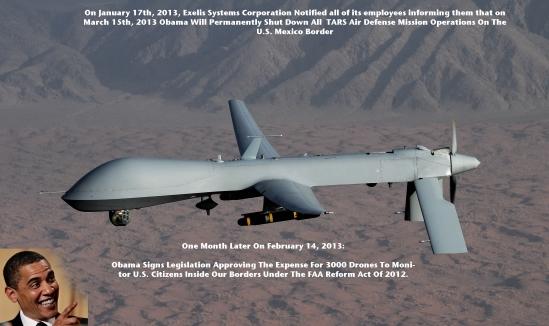 Obama Drone Air Defense Mexico