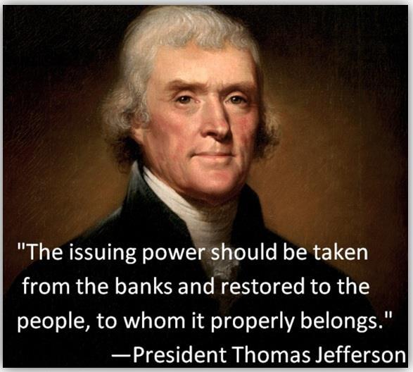 Jefferson Bank Debt Money