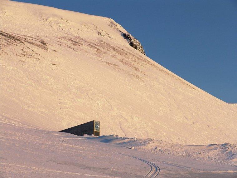 Svalbard Protecting God's Seeds.