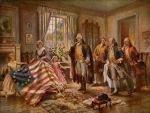 First U.S. Flag