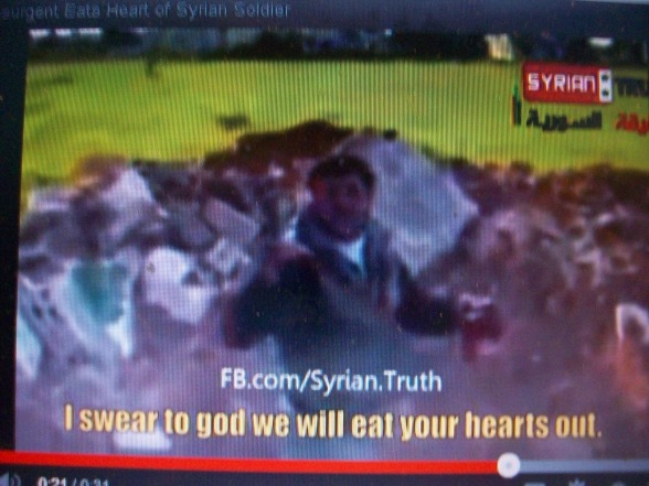 Obama's Heart Eaters: CIA Fomented Muslim Brotherhood In Syria