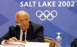 Hodler, an IOC member since 1963, set off the bid scandal that led to the biggest ethics crisis in the history of the International Olympic Committee. In 1998, he detailed what he called systematic buying and selling of votes in the host city selection process for the 2002 Winter Games. The crisis led to an unprecedented purge of IOC members, with six delegates expelled and four resigning for receiving improper gifts or benefits.