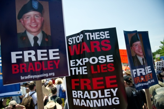 U.S. Patriot U.S. Army Private Bradley Manning is accused of passing thousands of diplomatic cables and intelligence reports to the whistleblowing website WikiLeaks. The documents included videos, diplomatic cables and logs pertaining to the United States involvement in the war in Iraq.