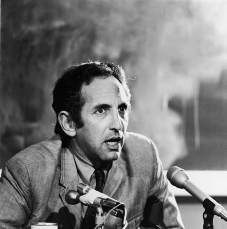 """Daniel Ellsberg was a military analyst working for the RAND Corporation in 1971 when he provided the New York Times with a series of documents known as the Pentagon Papers. The Times wrote that the papers """"demonstrated, among other things, that the Lyndon Baines Johnson Administration had systematically lied, not only to the public but also to Congress, about a subject of transcendent national interest and significance"""""""