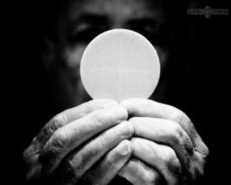 Eucharist Host Communion