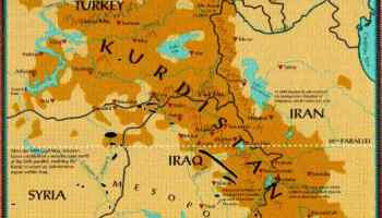 Baghdad Blocks US Troops From Entering Iraq Political Vel Craft - Map of us troops on iraq and oil piplines