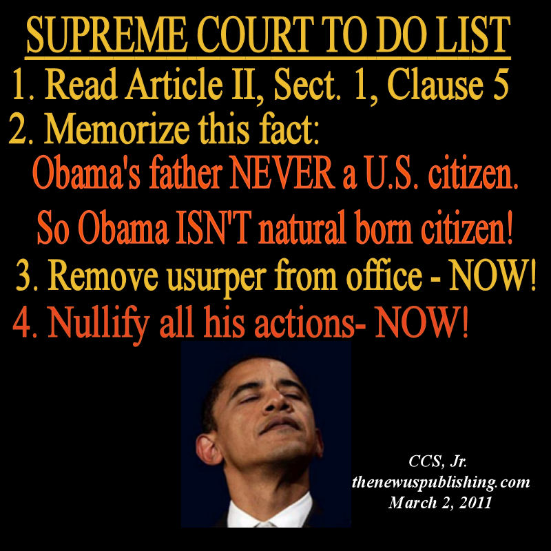 U.S. Constitution Closing In On Barack Obama: Barry ...