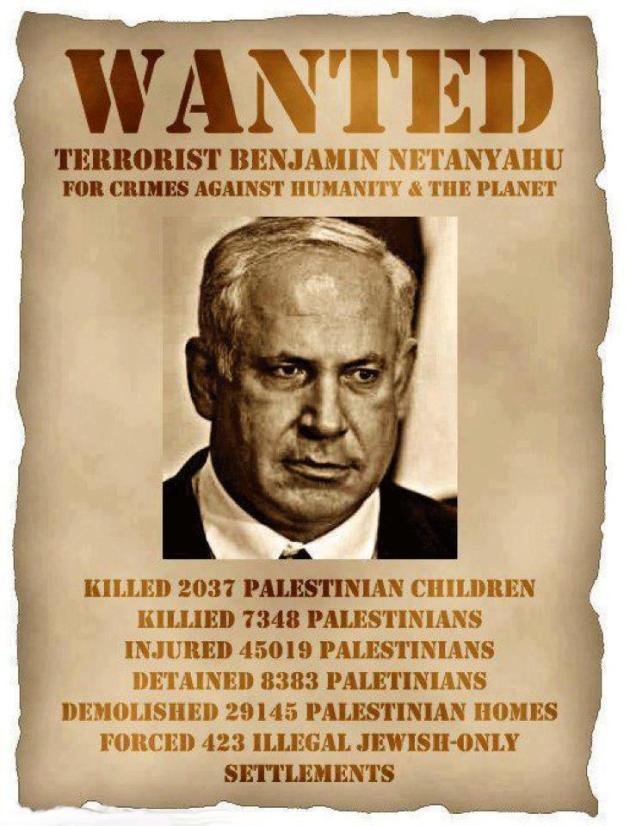 Rothschild's Israel Attacks Syria! Netanyahuposter