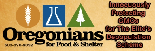 Oregon Food Shelter