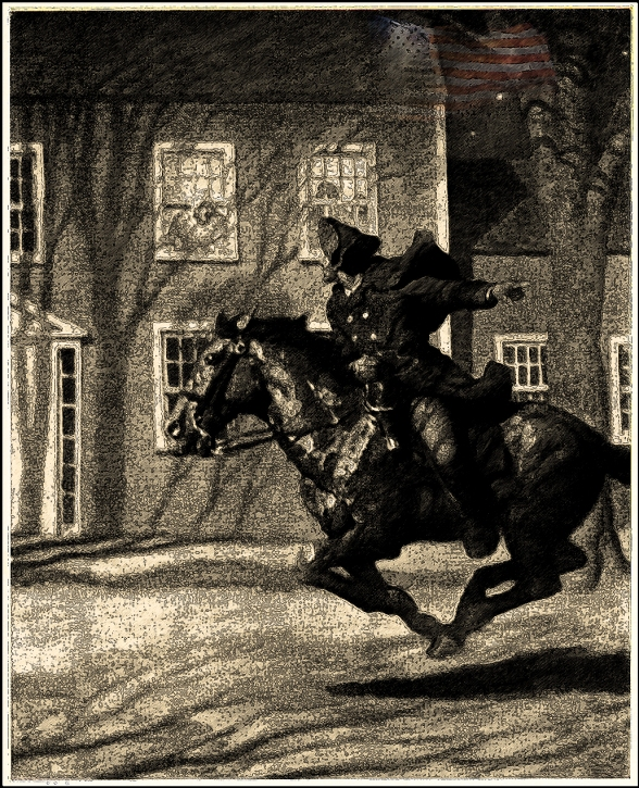 Paul Revere Whistleblower