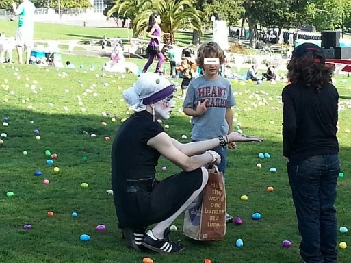 San Fransico Easter Egg Hunt