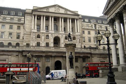 BOE ~ Rothschild's Bank Of England.