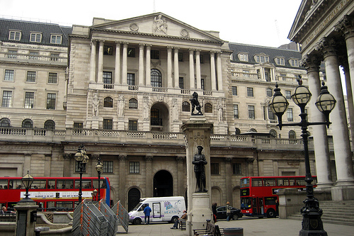 BOE ~ Rothschild's Bank Of England.