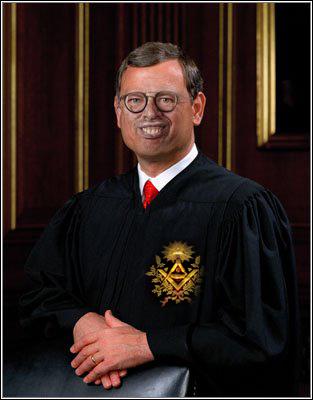 Chief Injustice NWO Johnny Roberts