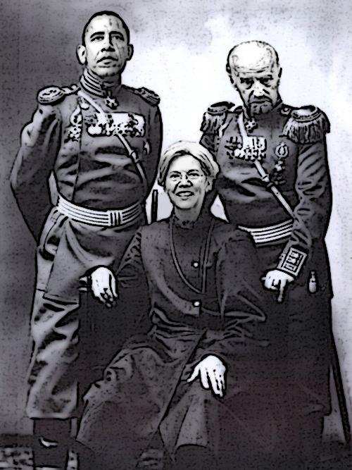 Elizabeth Warren Czar Glass Steagall