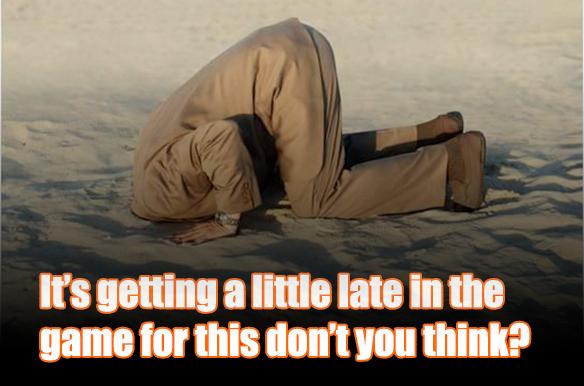AMERICAN PSYCHOLOGICAL ASSOCIATION & ILLUMINATI COERCION: PLAYING BOTH SIDES OF DARWIN! Head-sand