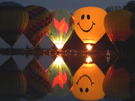 Serotonin Increases Happiness