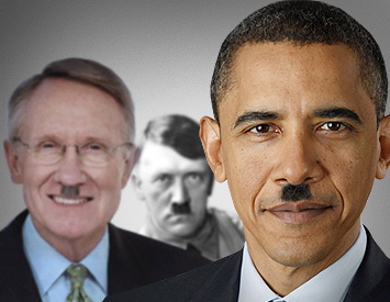 Reid, Hitler, Barry All Bought Off
