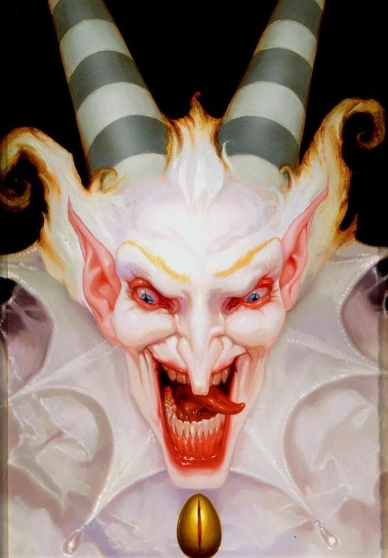 joker devil